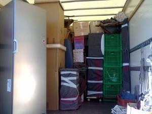 transporte mudanzas castellon